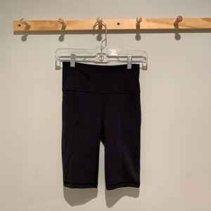 lululemon athletica Shorts - Lululemon Sweat & Repeat Bike Short